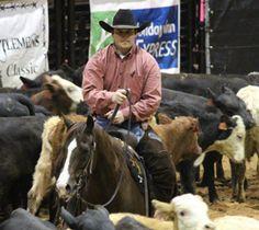 Armando Costa Neto & Pow Wow Pep  http://www.quarterhorsenews.com/cutting-events/13196-armando-costa-neto-tops-the-cattlemen-s-classic-non-pro