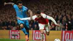 Dani Alves Reveals Why Barcelona 'Loved' to Face Arsenal in the Champions League