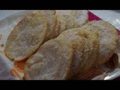 Sweet Poori (madatha peni) - Indian Andhra Telugu Recipes- by Siri@siriplaza.com - YouTube