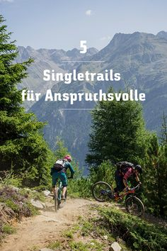 Beste singletrails tirol
