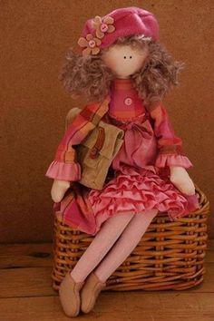 muñecas de TELAS y algo mas (rosa b1)