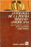Antologia De La Poesia Hispanoamericana: Juan Gustavo Cobo Borda