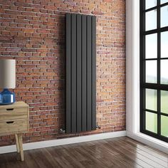 Browse the gorgeous Urban Vertical Radiator online. In stock at Victorian Plumbing. Tall Radiators, Best Radiators, Flat Panel Radiators, Vertical Radiators, Column Radiators, Modern Radiators, Kitchen Radiators, Heating Radiators, Kitchens