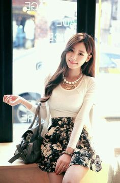 #ulzzang #ulzzanggirl #fashion #cute #hairstyle
