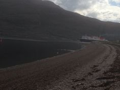 MV Isle of Lewis arriving in Ullapool Heaven On Earth, Country Roads