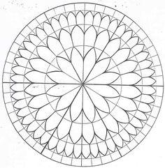 mandalas   Mandalas religiosos para colorear - Imagui