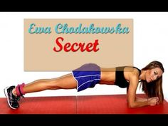 Ewa Chodakowska secret Body Adornment, Keep Fit, Just Do It, Exercises, Clean Eating, Running, Workout, Fitness, Sports