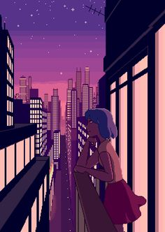 Uploaded by Honey bee. Find images and videos about pink, gif and aesthetic on We Heart It - the app to get lost in what you love. Aesthetic Gif, Aesthetic Backgrounds, Anime Kunst, Anime Art, Muse Kunst, Arte 8 Bits, Arte Indie, Pixel Animation, 8bit Art