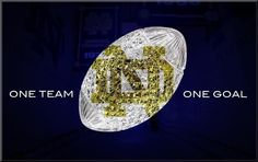 Tomorrow is the big day! I've been waiting my whole life for this to happen! Go get that crystal trophy boys! Let's Go Irish! Nd Football, College Football Teams, Notre Dame Football, Irish Fans, Go Irish, Notre Dame Athletics, Notre Dame Irish, Lou Holtz, Irish Catholic