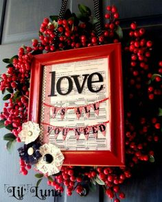 decorating windows for valentines day   Valentine's Day Decorating Ideas for 2013   Love Day:).