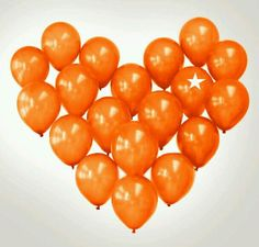 Happy Orange....
