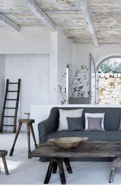 summer greek house …