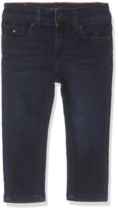Tommy Hilfiger Baby-Jungen Scanton Slim Slmbst Jeans