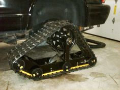 tracked vehicle build up - Pirate4x4.Com : 4x4 and Off-Road Forum