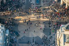 Aerial photographer. Jason Hawkes. Aerial Photography - People - 6