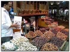 Assorted dates- Jeddah, KSA قليل من التمر يفرح القلب ...ها..ها ...
