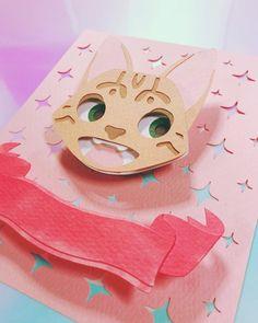 Instagram post by 송진 • songjin • Dec 10, 2018 at 3:39pm UTC 3d Paper Art, Paper Pop, Origami Paper Art, 3d Paper Crafts, Paper Quilling, Diy Paper, Kirigami, Tarjetas Diy, Ribbon Embroidery Tutorial