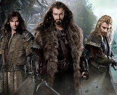 """Middle Earth News on Twitter: """"Happy Durin's Day! Let's lift a mug of strong spirits to Durin's folk, including these three! #Dwarves #tolkien"""
