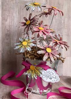 Daisy Bouquet... | Rambling Rose Studio | Billie Moan