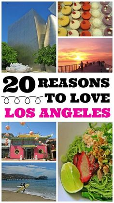 Los Angeles, California - Things to do and travel ideas - I have called Los Angeles home for more than 10 years and here are the reasons why I love the city (after reading this, I am sure you will love it too).