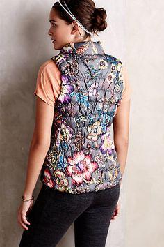 Pure + Good Puffer Vest - anthropologie.eu