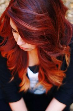 9 Best Red/ Red Violet/ Copper Hair Color images | Copper ...