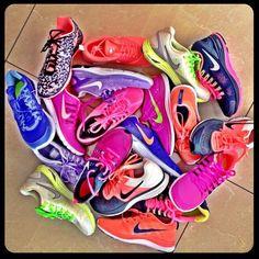 Nike shoes......love.....need!!