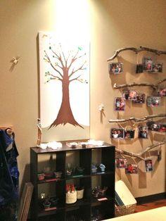 another family tree idea  Fairy Dust Teaching Kindergarten Blog: Reggio Emilia Inspired