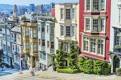 Mason Street, Nob Hill, San Fransisco