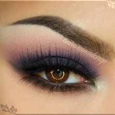 Smoky eye makeup #eyes #eye #makeup #dark #bold #dramatic ##smoky #smokey