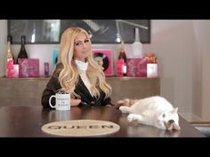 Boss Talk with Paris Hilton - YouTube