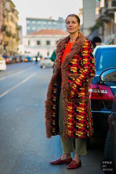 Karla Otto by STYLEDUMONDE Street Style Fashion Photography