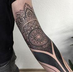 Tattoo by Piotr Szot