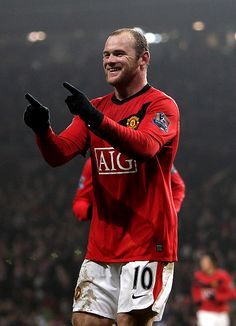 Wayne Rooney dismisses fears that his form will suffer through burnout. Manchester United Players, Football Images, Wayne Rooney, Neymar Jr, Man United, Ronaldo, Photo Editing, Soccer, The Unit