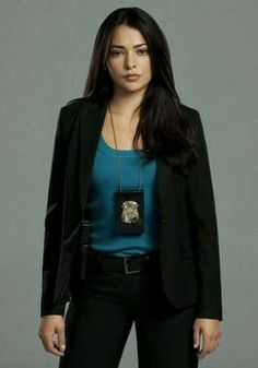 Natalie Martinez as Deputy Linda (Under the Dome)