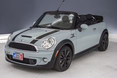 Cars for Sale: Used 2014 MINI Cooper S Convertible for sale in SIGNAL HILL, CA 90755: Convertible Details - 456160284 - Autotrader