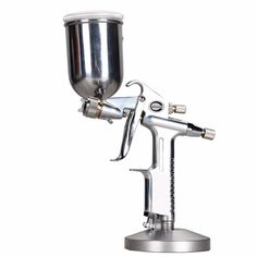 Free Shipping F-2-F Hot Sale HVLP Gravity Feed Spray Gun Professional Sprayer Air Brush Alloy Paint Tool For Painting Cars#tool