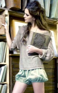 library girl
