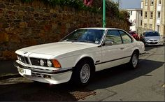 1980 BMW 635 CSi 2.5L 6-cylinder SOHC 215bhp Engine