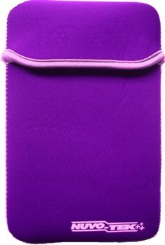 Nuvo-Tek Sleeve Case Cover for Nook 2 Simple Touch ebook ereader Purple / Pink