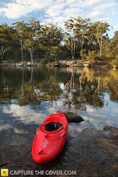 Lake Parramatta #CaptureTheCover entry - by Annette in Sydney's Parramatta & Blacktown Region. Click to enter your photos!