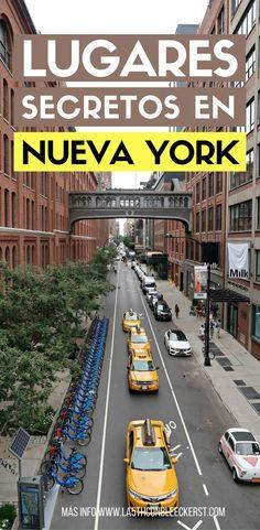 [GUÍA] Si quieres descubrir lugares en Nueva York que pasan inadvertidos para la mayoría de turistas, deseo cumplido. #nuevayork #nyc