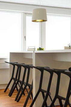 MIURA stool, design Konstantin Grcic, at Carlsberg Denmark in Copenhagen, Denmark. Supplier: Punktum, Copenhagen Photography: Als Fotografi /v Jan Juel  http://www.plank.it/inspirations/