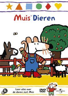 Muis - Dieren (Deel 3) DVD