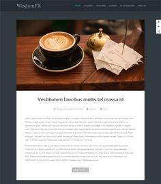 This dark Joomla theme comes with a responsive layout, K2 compatibility, a Bootstrap framework, unlimited colors, over 500 Google Fonts, CSS3 and HTML5 code, a login module, a content slider, and more.