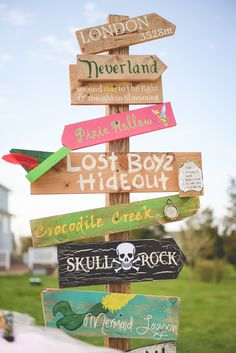 neverland party theme - Google Search