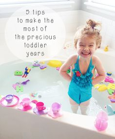 5 tips to make the most of the precious toddler years! you will be so glad you read this! amazing blog post from a mom with a degree in child development. very helpful in embracing this challenging stage.