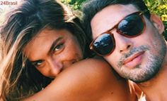 Mariana Goldfarb revela como foi o pedido de namoro de Cauã Reymond