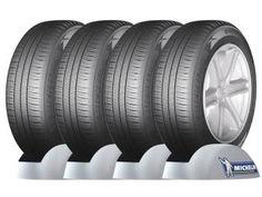 Conjunto de 4 Pneus Michelin 195/60 R15 88H - Aro 15 - Energy XM2 Green X