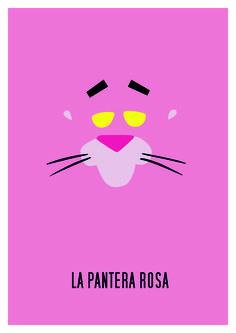 La pantera rosa. Desierto Studios (Óscar Sola)
